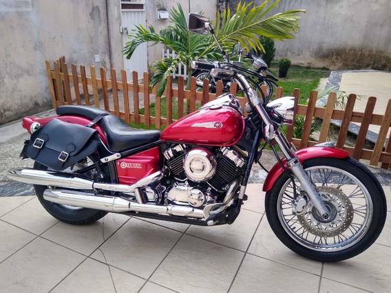 Yamaha Moto Drag Star 650