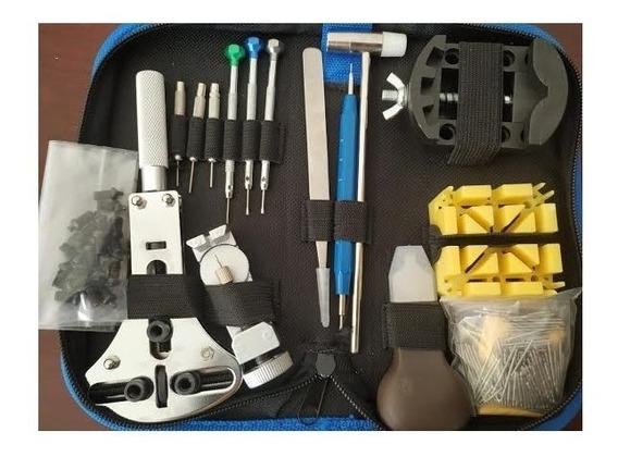 Kit De Herramientas Para Relojero El Mas Completo