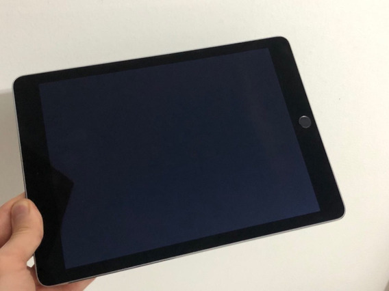 iPad Air 2 16gb - Touch Id + Smartcase Orig Apple Em Couro