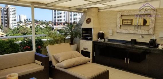 Apartamento Para Venda Em Salvador, Pituaçu, 4 Dormitórios, 2 Suítes, 4 Banheiros, 3 Vagas - 116