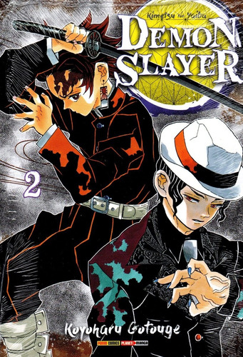 Demon Slayer 2 - Panini 02 - Bonellihq Cx488 Q20
