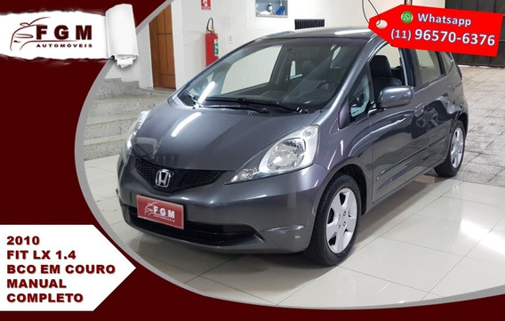 Honda Fit Lx 1.4 Flex Manual 2010