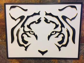 Cuadro Decorativo Tigres Uanl