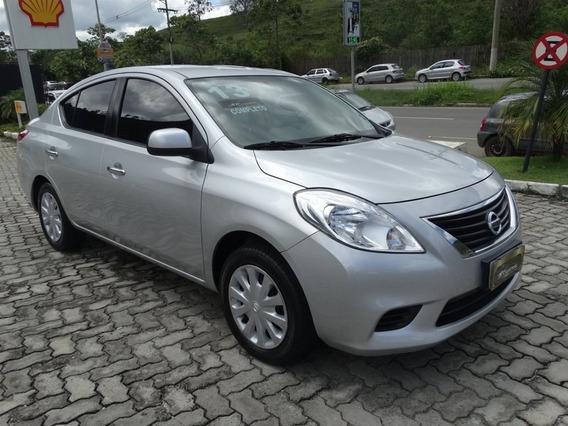 Nissan Versa 1.6 16v Sv Flex 4p