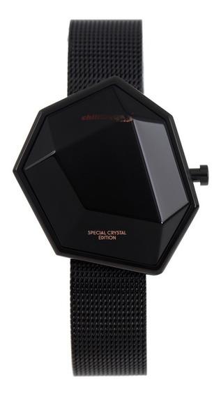 Relógio Femino Digital Crystal Edition