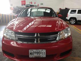 Dodge Avenger 2.4 Sxt X At 2012