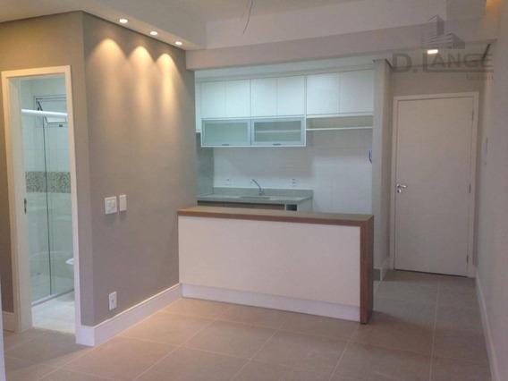 Apartamento Com 3 Dormitórios À Venda, 67 M² Por R$ 302.000 - Parque Jatobá (nova Veneza) - Sumaré/sp - Ap16383