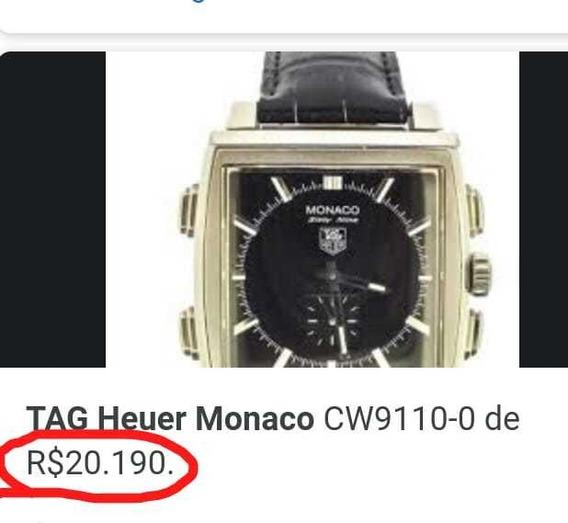 Relógio Tag Heuer Mônaco Sixty Nine Since 1860