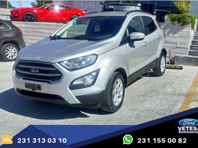 Ford Ecosport Trend Manual 1.5