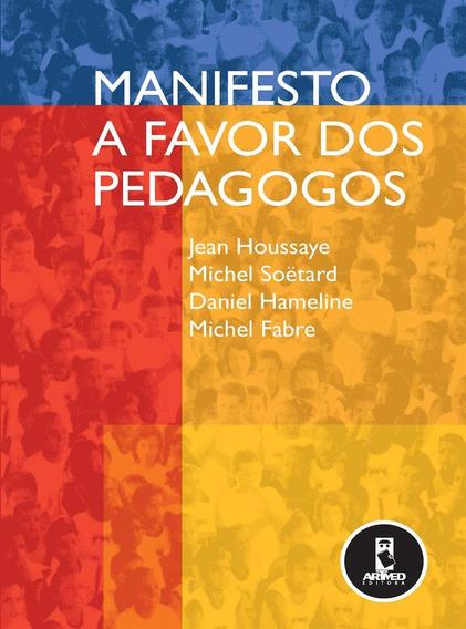 Manifesto A Favor Dos Pedagogos