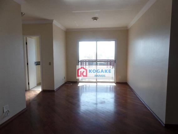 Apartamento Com 4 Dormitórios Para Alugar, 128 M² Por R$ 2.500,00/mês - Vila Adyana - São José Dos Campos/sp - Ap2884