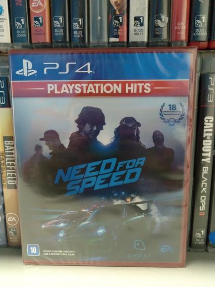 Need For Speed Ps4 Lacrado | Parcelamento Sem Juros