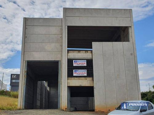 Galpão, 1004 M² - Venda Por R$ 2.200.000,00 Ou Aluguel Por R$ 14.000,00/mês - Distrito Industrial João Narezzi - Indaiatuba/sp - Ga0050