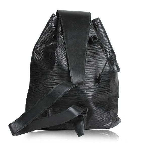 Mochila Louis Vuitton Epi Leather One Strap Backpack Louis V