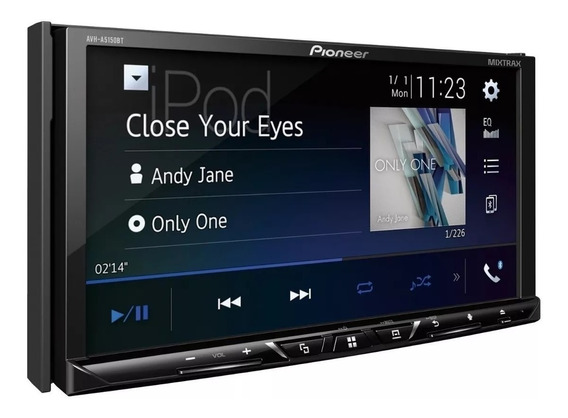 Oferta Pioneer Avh-a5150bt , Service Oficial Android iPhone