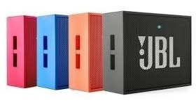 Caixa De Som Jbl Go Preta/azul/laranja/verde