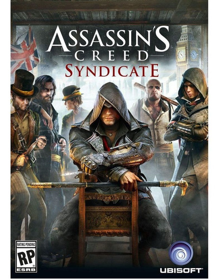 Assassins Creed Syndicate Pc Ubisoft