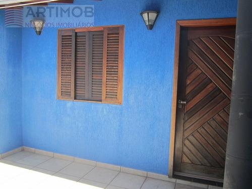 Casa Para Venda, 2 Dormitórios, Jardim Olympia - São Paulo - 3293