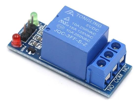 Relé De 5v Para Arduino
