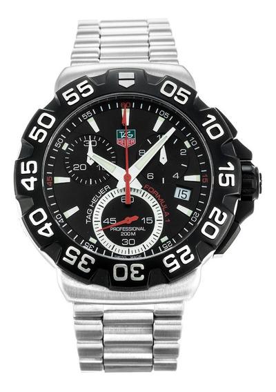 Relógio Tag Heuer Cah1110 - Fórmula 1 - Chrono - Swiss Made