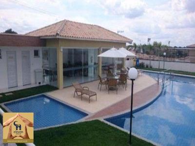 Eleven Imoveis, Casa Em Condominio A Venda 2/4 Em Feira De Santana. - Ca00499 - 33720701