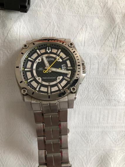 Relógio Bulova Masculino Precisionist