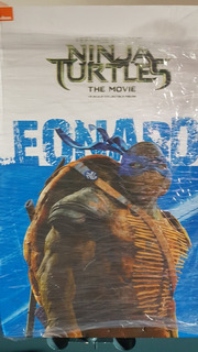 Tortuga Ninja Leonardo The Movie
