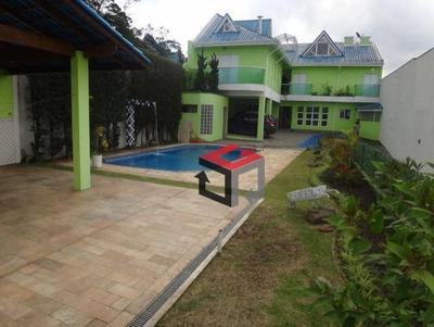 Chácara Com 5 Dormitórios À Venda, 2000 M² Por R$ 1.200.000 - Riacho Grande - São Bernardo Do Campo/sp - Ch0103