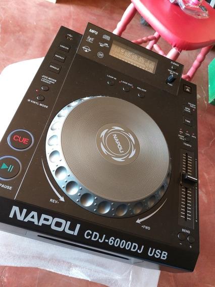 Cdj Napoli 6000