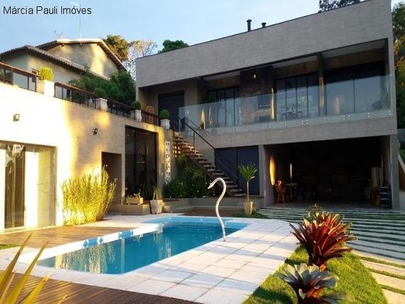 Casa No Condomínio Colinas De Inhandjara - Itupeva - Ca02842 - 34466427