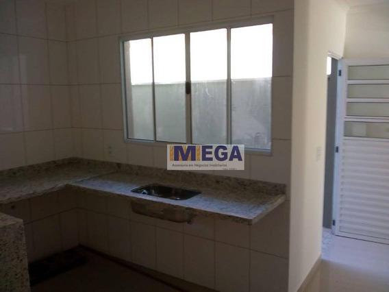 Casa Com 3 Dormitórios À Venda, 143 M² Por R$ 440.000 - Parque Jambeiro - Campinas/sp - Ca1364