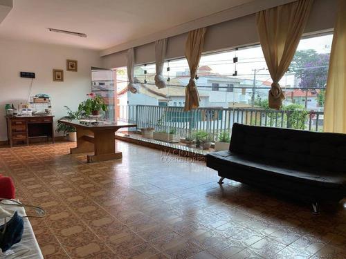 Sobrado Com 2 Dormitórios À Venda, 512 M² Por R$ 1.600.000,00 - Jardim Bela Vista - Santo André/sp - So4080
