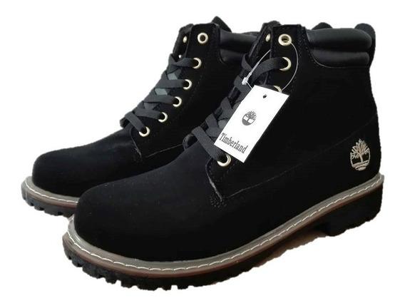 Botas Style Timberland Clasicas Negro