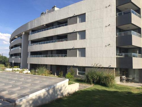 Excelente Oportunidad  Manantiales, 1 Dormitorio Balcón Vista Con Asador