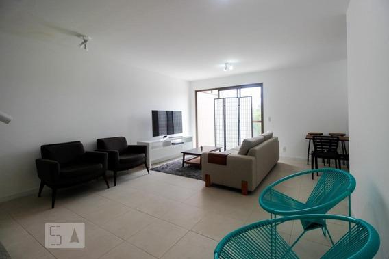 Apartamento Para Aluguel - Recreio, 3 Quartos, 200 - 893018310