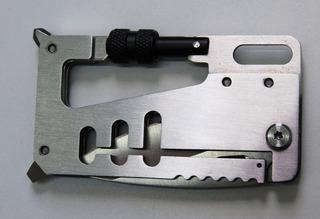 Oferta: Canivete Cartão Tático Multi Tools Mtech Usa