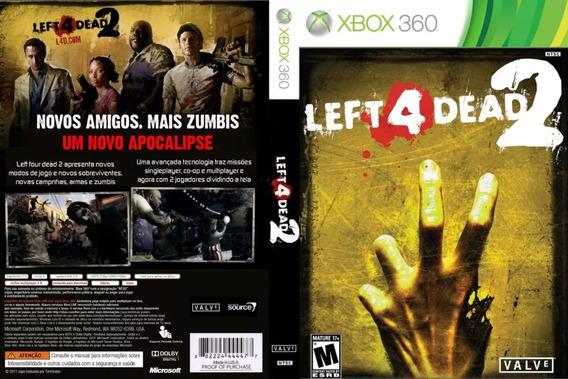 Left 4 Dead 2 (console Destravado Lt 3.0)