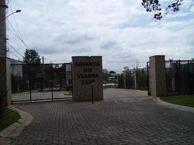 Terreno Em Reserva Do Vianna, Cotia/sp De 0m² À Venda Por R$ 550.000,00 - Te121418