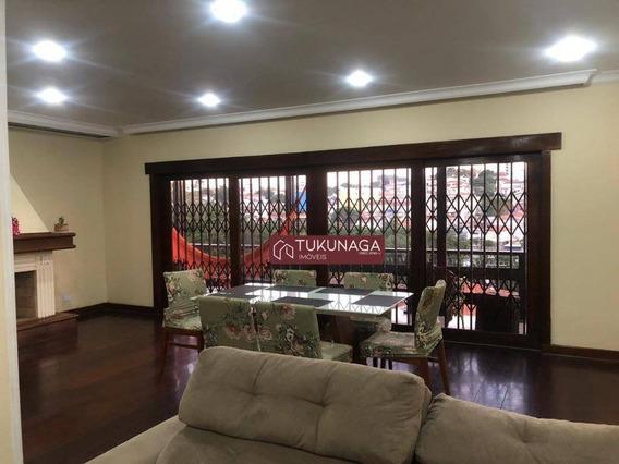 Sobrado Com 4 Dormitórios Para Alugar, 700 M² - Jardim Sao Paulo - São Paulo/sp - So0478