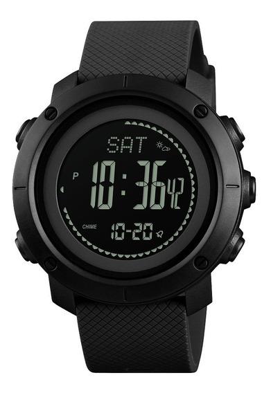 Reloj Con Altimero, Barometro, Brujula, Termometro Etc.