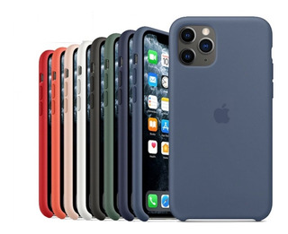 Funda Silicone Case Para iPhone 11 11 Pro 11 Pro Max