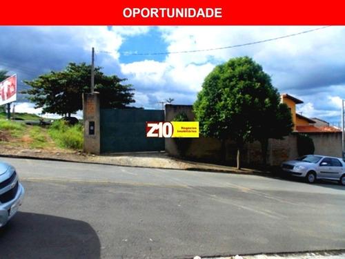 Z10 Imóveis - Te05654 - At.370m² - Terreno Com Localização Esplêndida - Jardim Sevilha - Indaiatuba - - Te05654 - 33164536