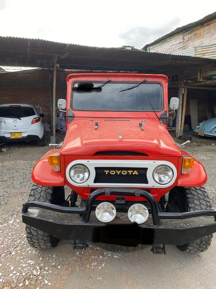 Toyota Fj Fj