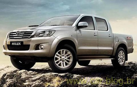 Kit De Air Bag Hilux Srv 2012 Cor Cinza