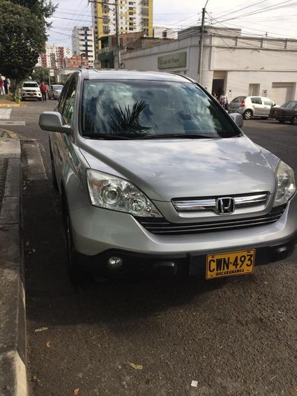Honda Crv Ex 2.4 Aut 2009. 4x4.único Dueño. Excelente Estado