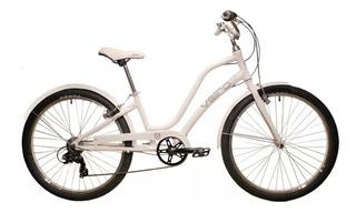 Bicicleta Playera Vairo Breeze Estilo Californa Dama 6v