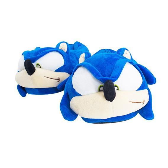 Pantuflas Sonic Cerradas