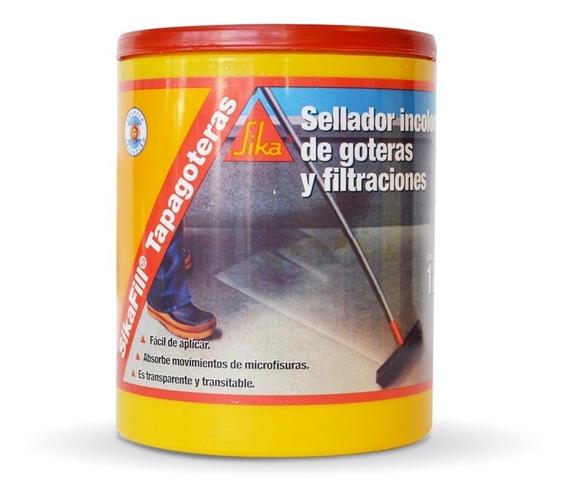 Sikafill Tapagoteras Impermeabilizante Liquido X 1lt - Prestigio