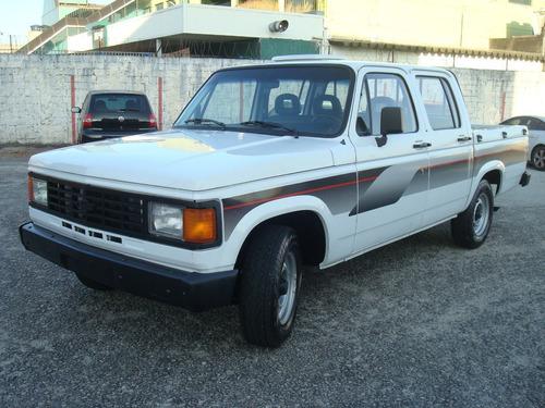 Imagem 1 de 15 de C20 Cabine Dupla 4 Portas Gasolina Original De Fabrica File