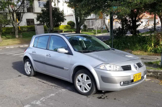 Megane Ii Hatchbach 6 Airbags 6 Velocidades